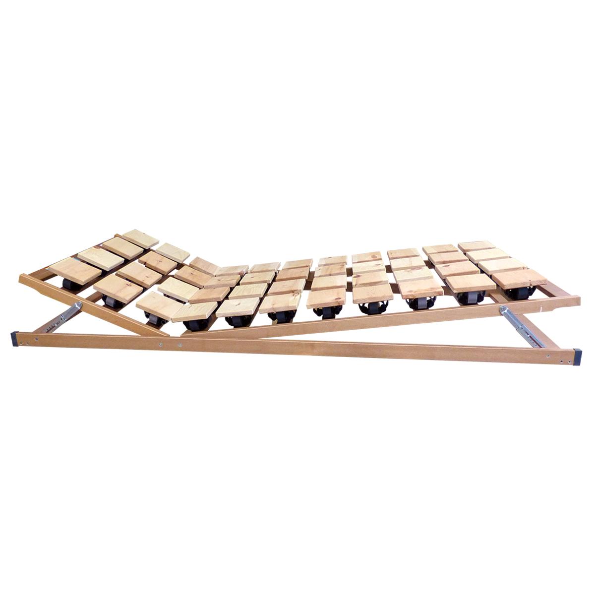 Zirbenholz Lattenrost / Tellerrost manuell verstellbar